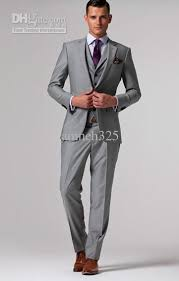 light gray suit brown shoes purple tie grey suit brown shoes suit pinterest grey suit