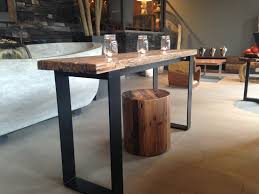 diy bar height table bar height sofa table cool 16 for your with 4 quantiply co