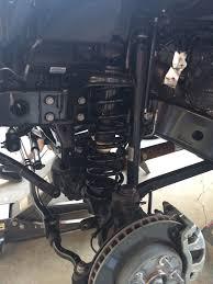 stock jeep suspension 2014 jku anvil build