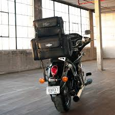 dowco iron rider motorcycle luggage main bag