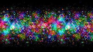 rainbow bubbles backgrounds