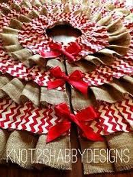 burlap tree skirt this diy burlap tree skirt is for rustic christmas decor