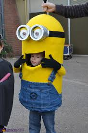 baby minion costume diy minion baby costume photo 2 5