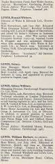 1953 who u0027s who in the motor industry persons l graces guide