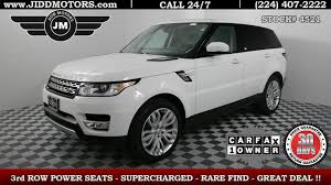 land rover range rover sport 2014 used 2014 land rover range rover sport hse 3rd row seats 7