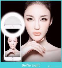 best led ring light portable clip on mini 36 led selfie ring light supplementary