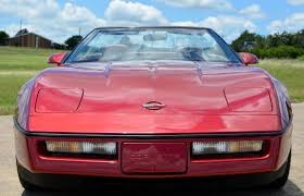 how much is a 1990 corvette worth chevrolet corvette 1990 base ebay