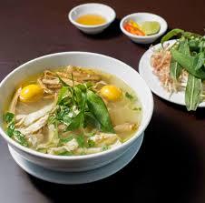 cuisine nord sud au le soupe de poulet aux vermicelles transparents fait