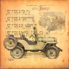 jeep artwork piscitelli design