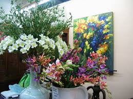 artificial flowers for home decoration best home designs how