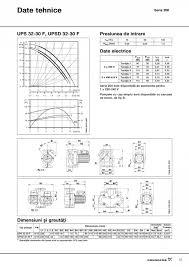 fisa tehnica brosura de date tehnice ups seria 200 upsd ups b