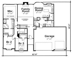 traditional house floor plans garrison pass country ranch home plan 026d 1722 house plans and more