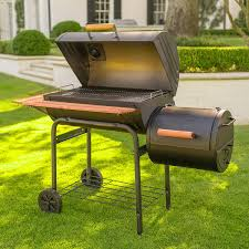 Super Pro Charcoal Grill by Charcoal Grill With Side Fire Box Oak Lawn Party Rentals