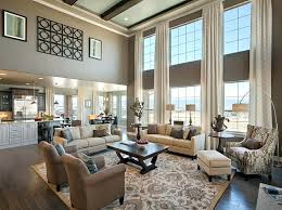 home design for room two story family room curtains improbable teawing co home design