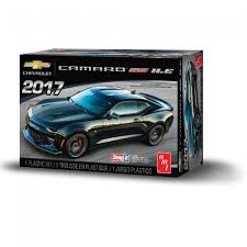 camaro kits 25 scale camaro ss 1le snap kit black