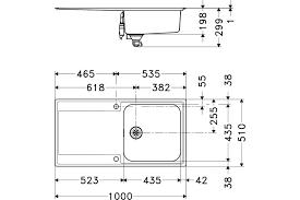hauteur de cuisine evier taille hauteur standard pour comptoir de cuisine evier