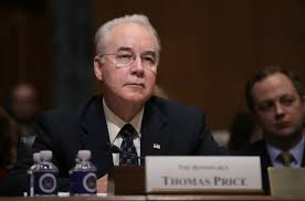 Template Letters On Announcing A Price Decrease Or Increase Hhs Pick Tom Price Made U0027brazen U0027 Stock Trades While His Committee