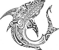 best 25 tribal shark tattoos ideas on pinterest tribal shark