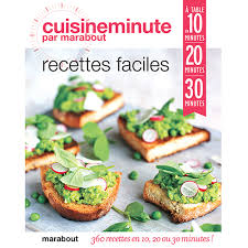 collection marabout cuisine top chrono avec cuisine minute de marabout bistrot magazine