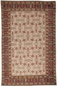 indian area rugs ivory background oversized antique indian agra rug 43398 nazmiyal