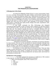 term paper title page final research paper title page to list of figures 5 chapter