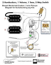 electric guitar wiring diagram diagrams pickups in guitar wiring