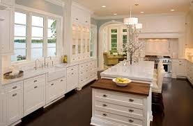 kitchen with antique white cabinets home decoration ideas