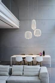 stylish concrete interiors for contemporary homes