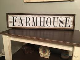 farmhouse signfarmhouse wall decorrustic wall decorrustic