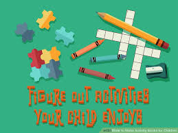 how to make activity books for children 13 steps with pictures