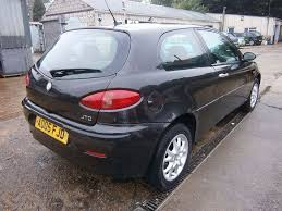 newton cars 05 alfa romeo 147 1 9 jtd 3 door good overall