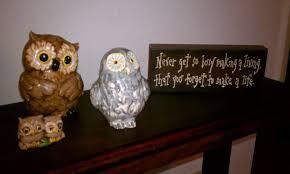 owl home decor diy owl decor home design plan