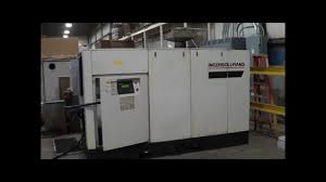 ingersoll rand 200hp air compressor acp2037 youtube