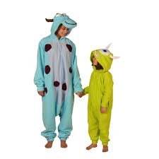 sully monsters inc halloween costume green monster onesie green kids inspired by mike wazowski from