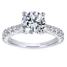 avery engagement ring avery 14k white gold engagement ring er12293r6w44jj