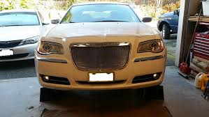 old chrysler grill making my own grille chrysler 300c forum 300c u0026 srt8 forums