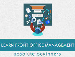 Front Desk Executive Means Front Office Management Quick Guide