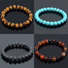bracelet styles images Chanfar 19 styles elastic natural stone bracelet bangle with jpg