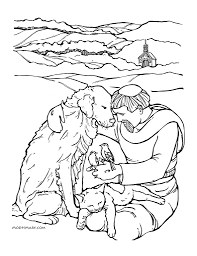 st rose of lima coloring page eson me