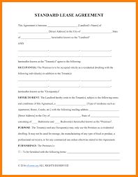 word lease agreement sample certificate of excellence editable