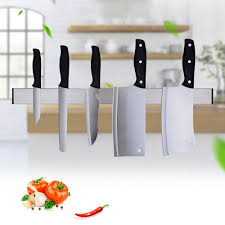 kitchen knives storage aliexpress com buy self adhesive wall mounted magnetic knifes