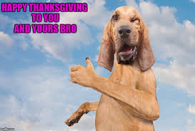 happy thanksgiving to all those who can t be with us imgflip