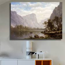 yosemite home decor wall art perfect revealed artwork european