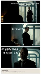 Swiggity Swag Meme - pin by shilo reno on hannibal all sorts of gory pinterest