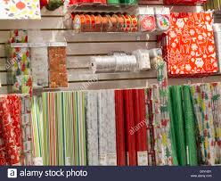 container store christmas wrapping paper christmas gift wrapping display papyrus store nyc stock