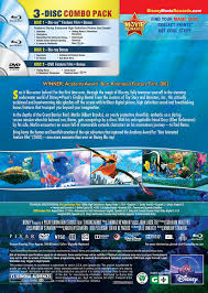 amazon finding nemo disc collector u0027s edition blu ray
