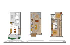 Unit Floor Plans Floor Plans U2013 Saola Townhomes