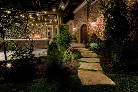 swing into summer by installing bistro lighting or patio string lights