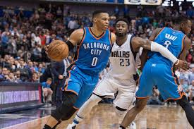 oklahoma city thunder am risers and fallers welcome to loud city
