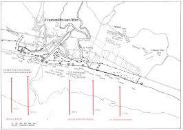 Normandy Invasion Map Juno Beach Maps